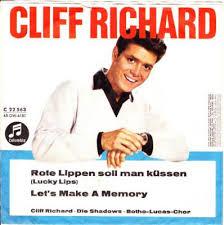 - Cliff Richard - Rote Lippen Soll Man Kuessen