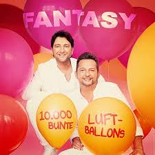 Fantasy - 10000 Bunte Luftballons